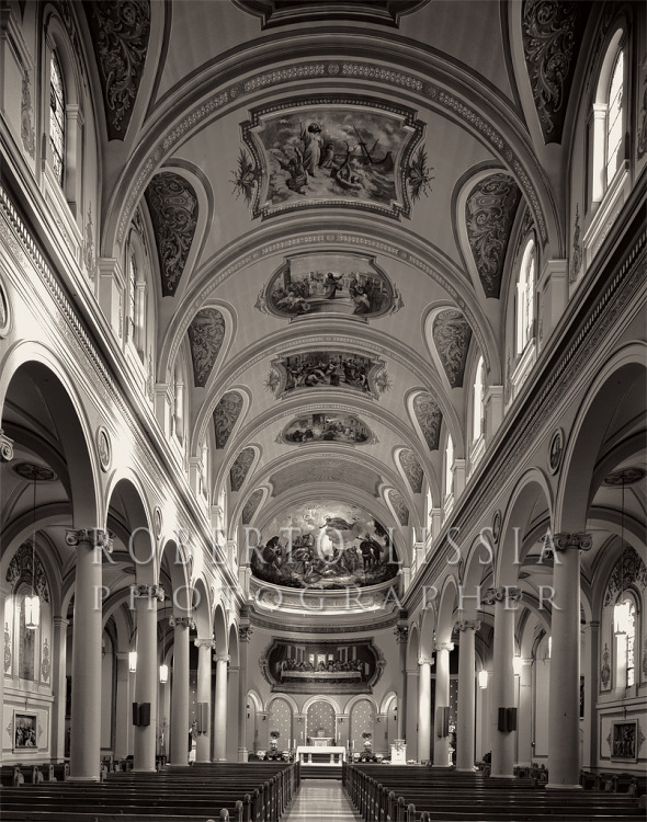 St.Paul_Basilica_interior