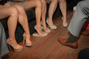 shoes bridesmaids